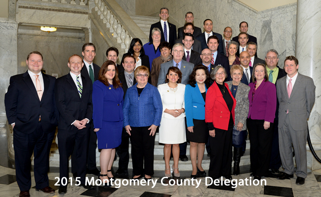 Montgomery County State Delegation