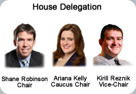 2015 House Delegation Chairs